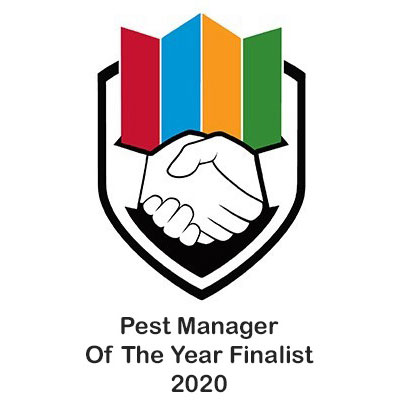 pest manager logo