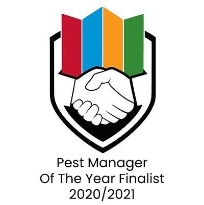 pest manager 2020-21 logo